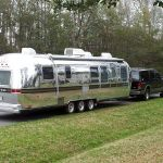 1982 Airstream Limited Exterior