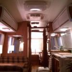 1982 Airstream Limited Interior