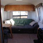 2001 Airstream Safari Interior