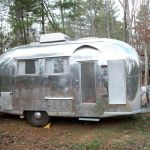 1962 Airstream Globetrotter Interior