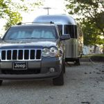 2010 Airstream Sport Tow Vehicle