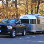 2012 Airstream Flying Cloud Front Dinette