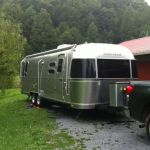 2011 Airstream international serenity
