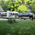 1986 Airstream Limited Tow Vehicle