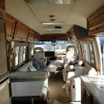 2011 Airstream 350 LE Interior