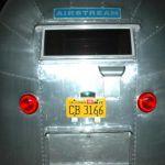 1961 Airstream BAMBI Exterior