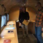 1956 Airstream Safari Interior