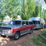1986 Airstream Excella Tow Vehicle