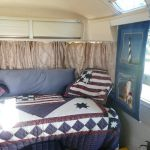 1978 Argosy/Airstream  Interior