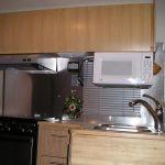 2005 Airstream Safari FB LS Interior