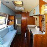 1968 Airstream Safari Interior