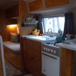 1959 Airstream Overlander Interior