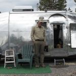 1958 Airstream Globetrotter