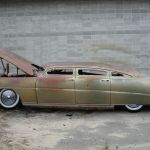 1953 Airstream flying cloud Tow Vehicle