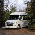 2010 Airstream Interstate 3500 Twin Bed