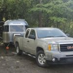 2010 Airstream Flying Cloud Tow Vehicle