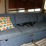1989 Airstream 345LE Interior
