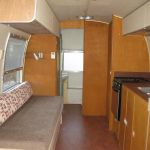 1968 Airstream Tradewind Interior