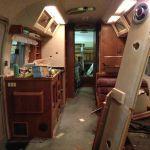 1984 Airstream 345 Interior