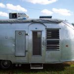 1960 Airstream Land Yacht Exterior