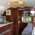 1960 Airstream Land Yacht Interior