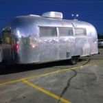 1963 Airstream Flying Cloud Exterior