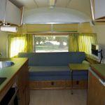 1975 Airstream Argosy Interior