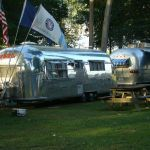 1958 Airstream Sovereign of the Road Exterior