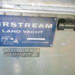 1961 Airstream land yatch Exterior