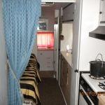 1961 Airstream land yatch Interior