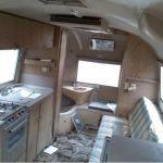1964 Airstream Safari Interior