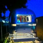 1971 Airstream Extra super shiny model