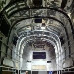 1971 Airstream Extra super shiny model Interior
