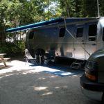 2004 Airstream Classic Slideout