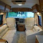 1995 Airstream Classic 360 Diesel Pusher Interior