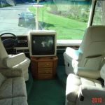1996 Airstream Cutter Interior