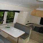 2005 Airstream Safari S/O Interior