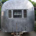1953 Airstream Clipper Exterior