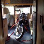 2012 Airstream Eddie Bauer 25' FB Interior