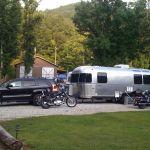 2012 Airstream Eddie Bauer 25' FB Tow Vehicle