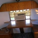 1964 Airstream globetrotter Interior
