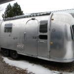 2012 Airstream Safari Exterior