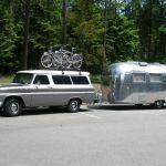 1960 Airstream Carvel