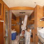 1960 Airstream Overlander Interior