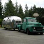 1958 Airstream Traveler