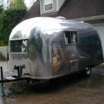 1958 Airstream Traveler Exterior