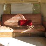1976 Airstream sovereign Interior