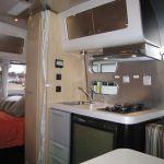 2012 Airstream Bambi 16 DWR Interior