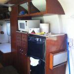 2012 Airstream Ambassador Interior