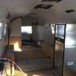 1977 Airstream  Interior